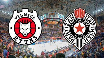 Rytas Vilnius – KK Partizan NIS: Analiza utakmice