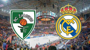 Žalgiris – Real Madrid: Analiza utakmice