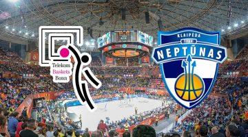 Telekom Bonn – Neptunas: Analiza utakmice