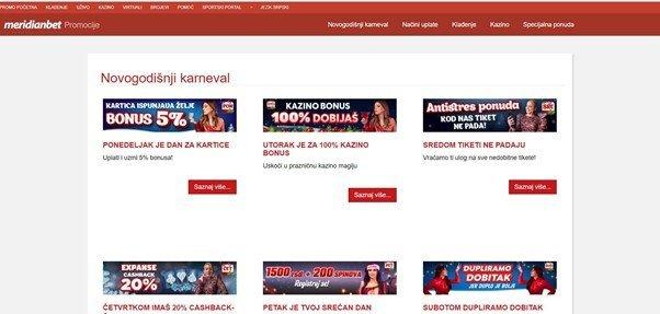 meridian casino online