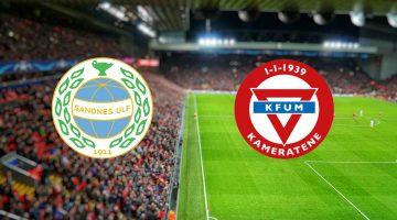 Sandnes Ulf – KFUM: Analiza utakmice