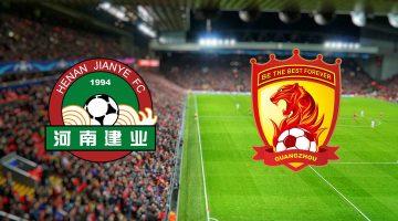 Henan Jianye – Guangzhou Evergrande: Analiza utakmice