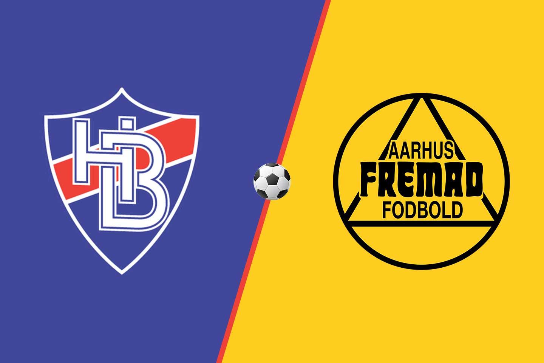 Holstebro BoldClub – Aarhus Fremad