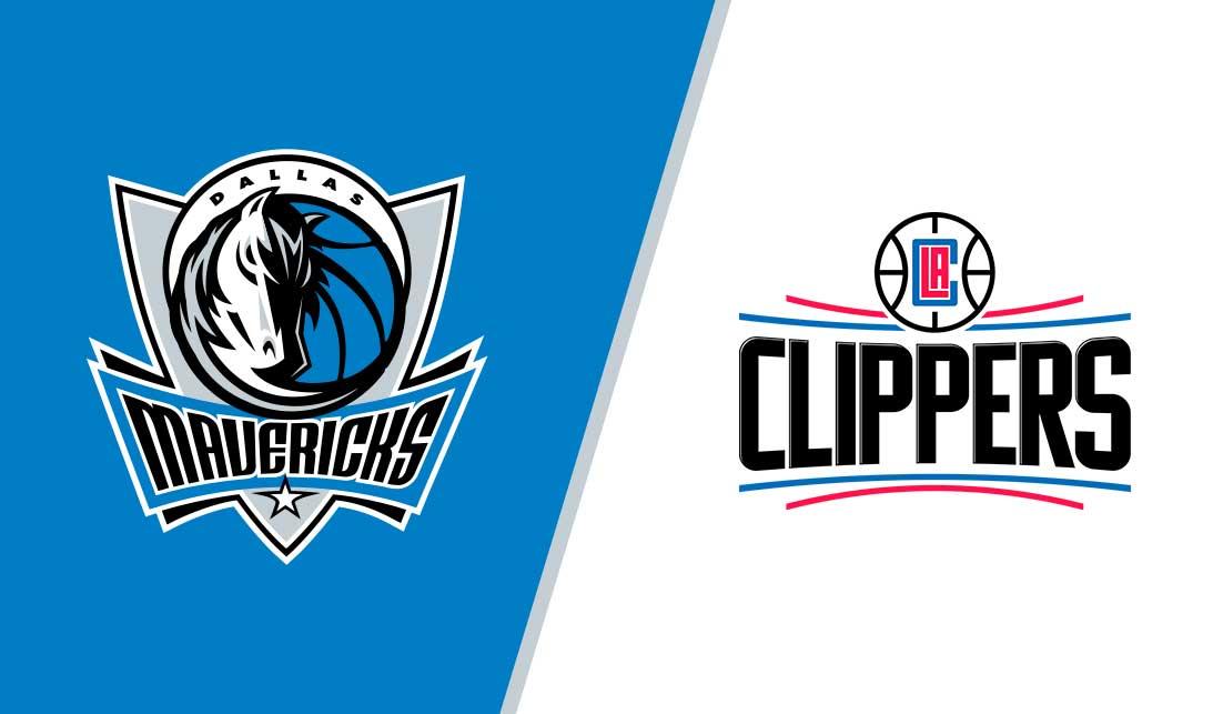 dallas vs clippers