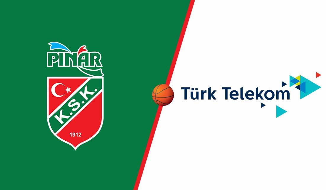 Pinar Karsiyaka – Turk Telekom