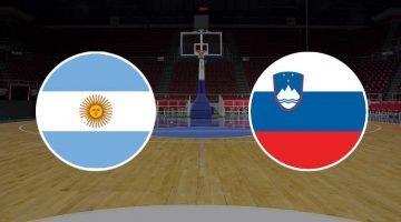 argentina slovenia
