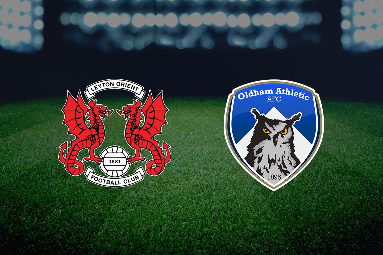 Leyton Orient vs Oldham Athletic