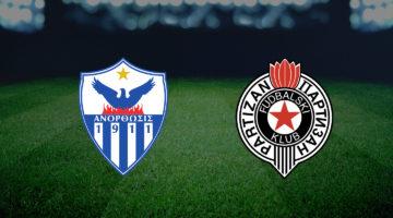 Anorthosis - Partizan