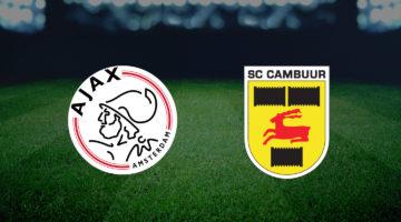 Ajax - Cambuur