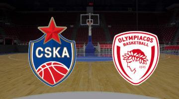CSKA Moscow vs Olympiacos