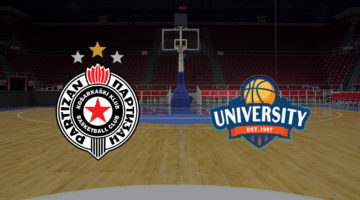 Partizan vs Studentski centar
