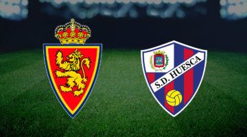 Real Zaragoza vs Huesca